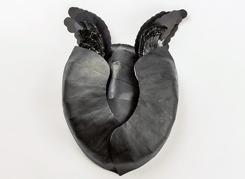 נגה יודקביץ עציוני | מתוך התערוכה מצבי קיצון – נייר ישראלי