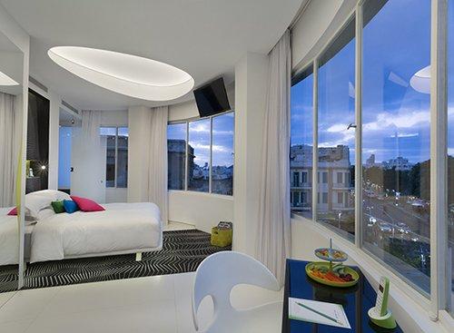 מלון הפוליהאוס בתל אביב | צילום: אסף פינצוק