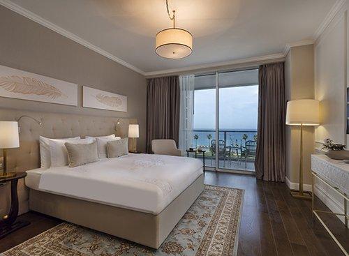 מלון דיוויד טאוור | צילום: אסף פינצ'וק