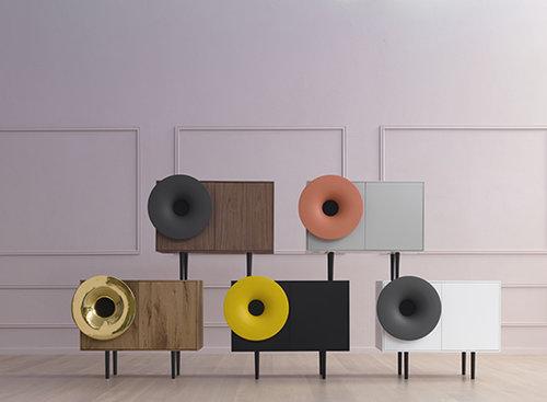 פאולו קפלו Caruso, Miniforms, 2014 | צילום: Newblack