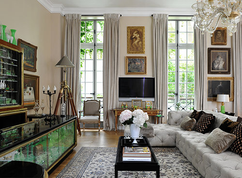 דירה פריזאית רובע המארה פריז