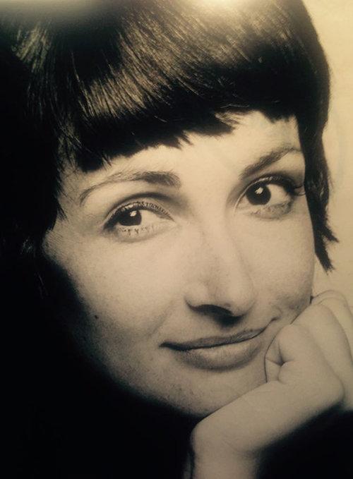 שרה ריפין בשנות ה-70 | צילום: בן לם