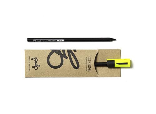 PULP: מחדד ומכסה לעפרון | צילום: דוריאן קרידו