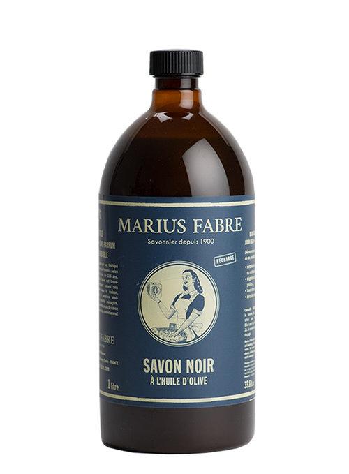 סבון שחור של Marius Fabre: להתענג כבר מהאריזה