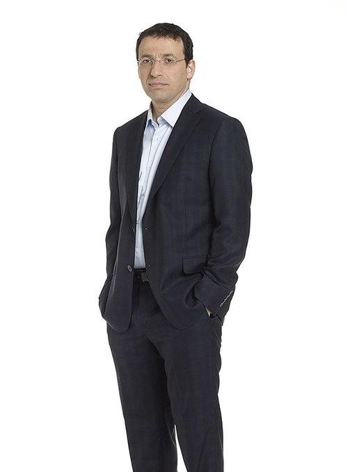 רביב דרוקר | צילום: באדיבות ערוץ 10