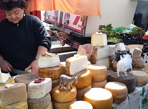 סרדיניה, מולדת גבינות הפוקרינו | צילום: שרון בן דוד