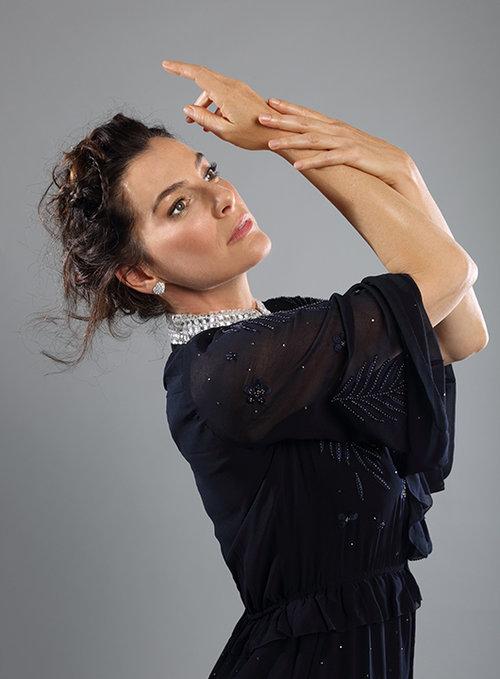 שמלה Juicy Couture | צילום וסטיילינג: תמר קרוון