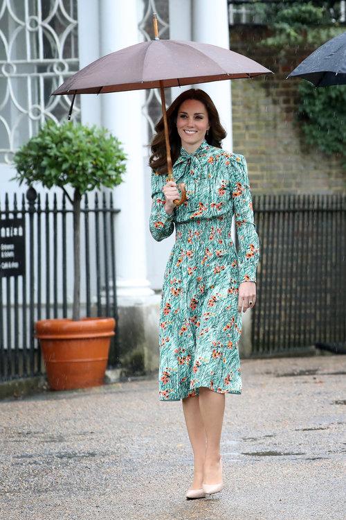 קייט מידלטון במחווה אופנתית לנסיכה דיאנה | צילום: GettyImages