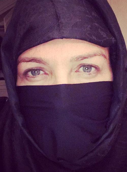 """גרנט במהלך צילומי העונה החדשה של """"אבודים"""" במרוקו   צילום: יח""""צ רשת"""