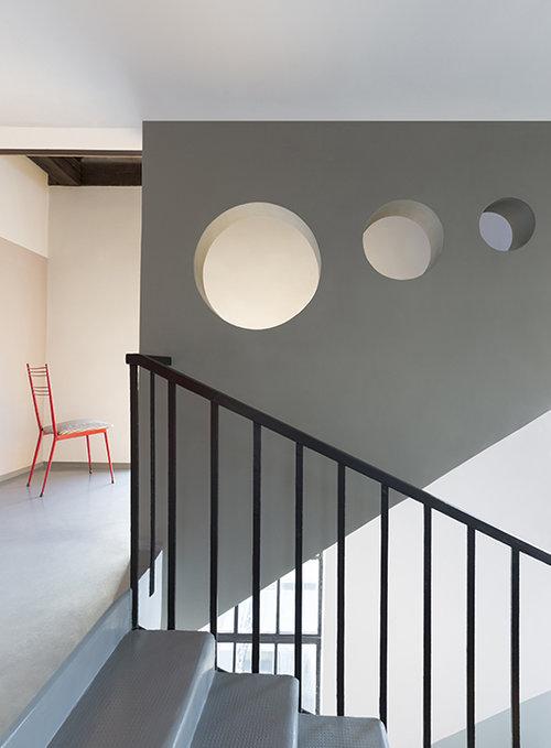 עיצוב פנים: A+Z design studio | צילום: Beppe עיצוב פנים: A+Z design studio | צילום: Beppe Brancato ו־A+Z design studio