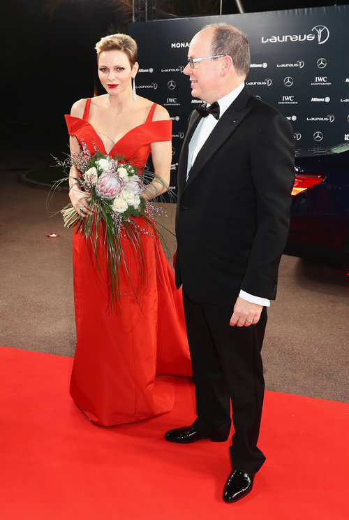 נולדה לשטיח האדום: הנסיכה שרלין ממונקו | צילום: Gettyimages