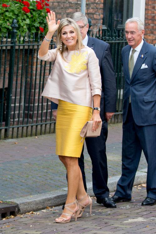 היוש: מקסימה מלכת הולנד | צילום: Gettyimages