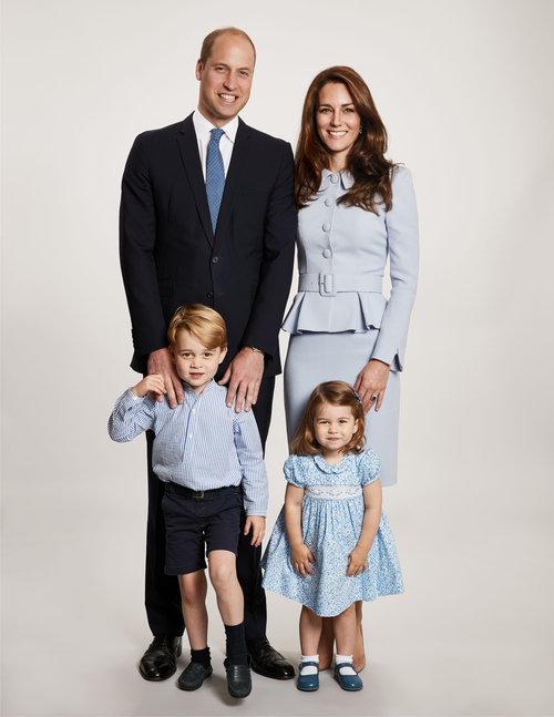מתיקות שיא: אגרת חג המולד הרשמית של משפחת המלוכה | צילום: Gettyimages