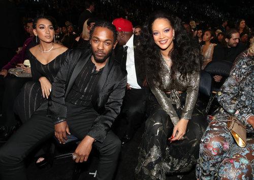 ריהאנה וקנדריק למאר | צילום: Gettyimages