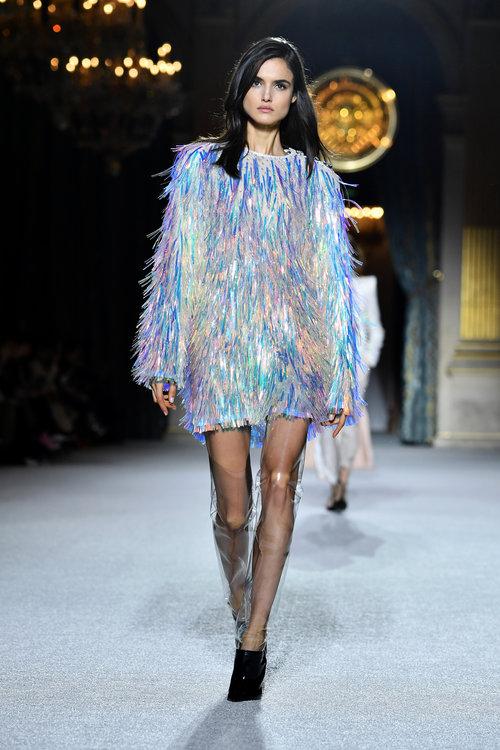 התצוגה של בלמיין בשבוע האופנה בפריז 2018 | צילום: Gettyimages
