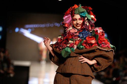התצוגה של שנקר בשבוע האופנה תל אביב 2018 | צילום: אדריאן סבל