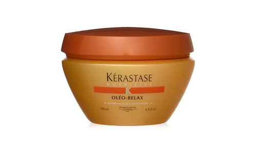 מסכת שיער Nutritive Oleo-Relax Smoothing Mask של קרסטס