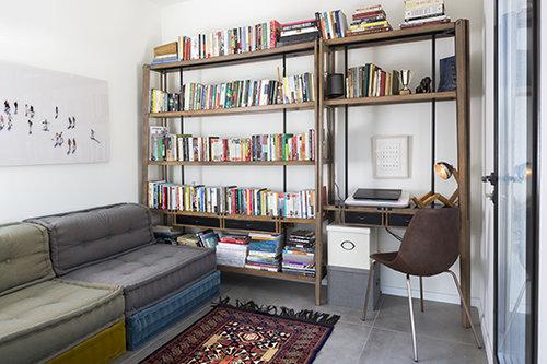 בית במרכז תל אביב, עיצוב פנים: זוהר בסטיאנס   צילום: שי אפשטיין