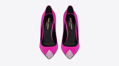 נעליים של סאן לורן, מחיר: 6,199 | צילום: עדי גלעד