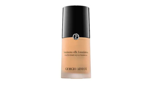מייק אפ Luminous Silk Foundation של ארמני