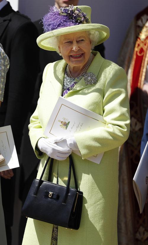 לא הבנו: המלכה אליזבת | צילום: Gettyimages