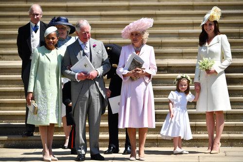 אני והמשפוחה: קייט מידלטון לובשת אלכסנדר מקווין בחתונה המלכותית | צילום: Gettyimages