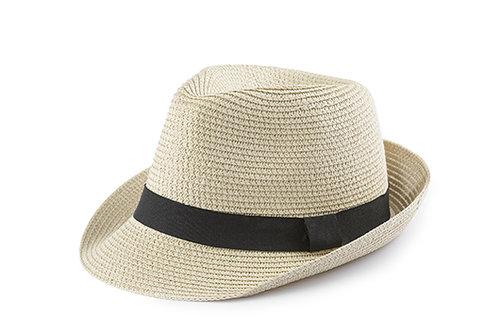 כובע קש. צילום: ערן סלם