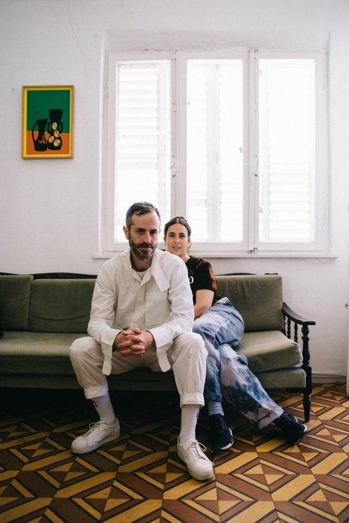 תמר לוית ויען לוי | צילום: Marie Ouvrard