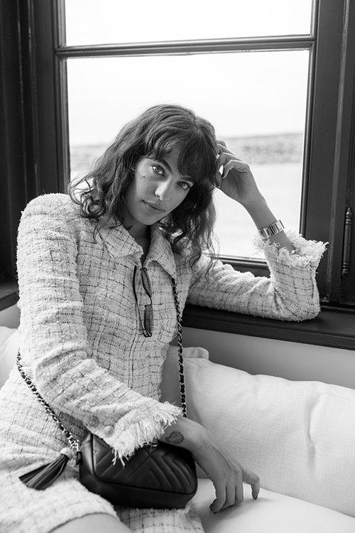 דר זוזובסקי   צילום: Nico Copin for Chanel