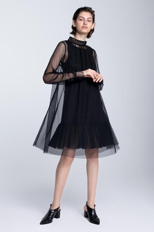 שמלה של דורין פרנקפורט | צילום: אסף עיני