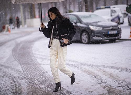 ככה מתלבשת עורכת אופנה, ברברה מרטלו   צילום: אסף ליברפרוינד Thestreetvibe