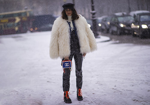 ככה מתמודדים עם הקור בסטייל, צילום: אסף ליברפרוינד Thestreetvibe