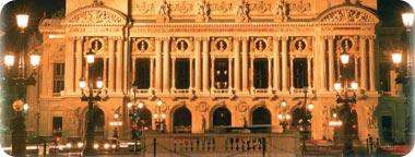 בית האופרה גארנייה מתקופת נפוליאון השלישי.