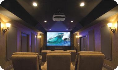 חדר קולנוע ביתי, הד סינימה
